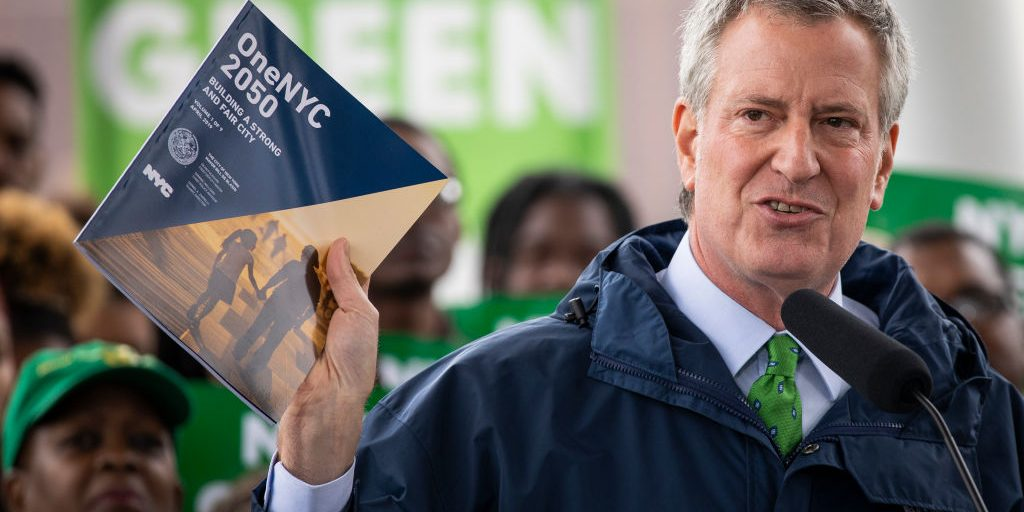 New York City Council passes aggressive climate change policy package