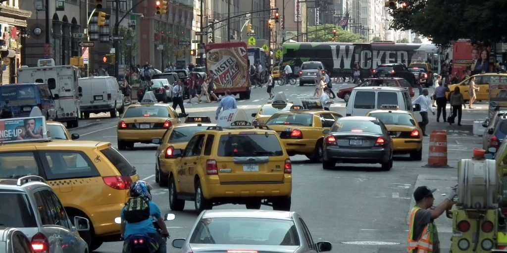 New York to become first U.S. city to adopt congestion pricing