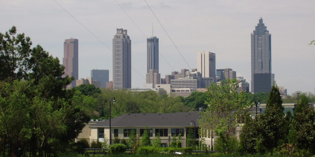Atlanta establishes country's largest 'food forest'