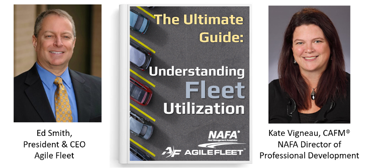 New! E-book: The Ultimate Guide to Understanding Fleet Utilization