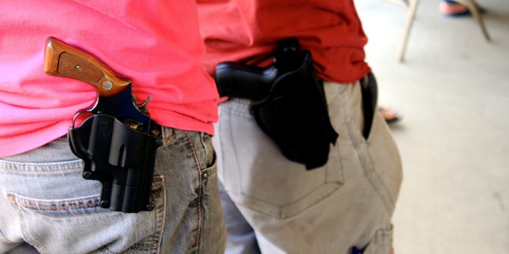 Richmond mayor wants to ban guns in city-owned facilities