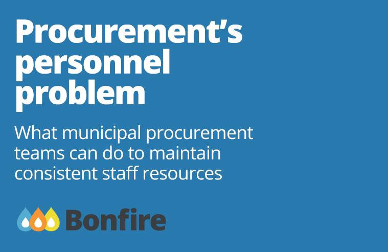 Procurement's Personnel Problem