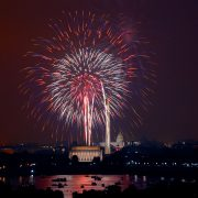 Fourth of July celebration in Washington, D.C.