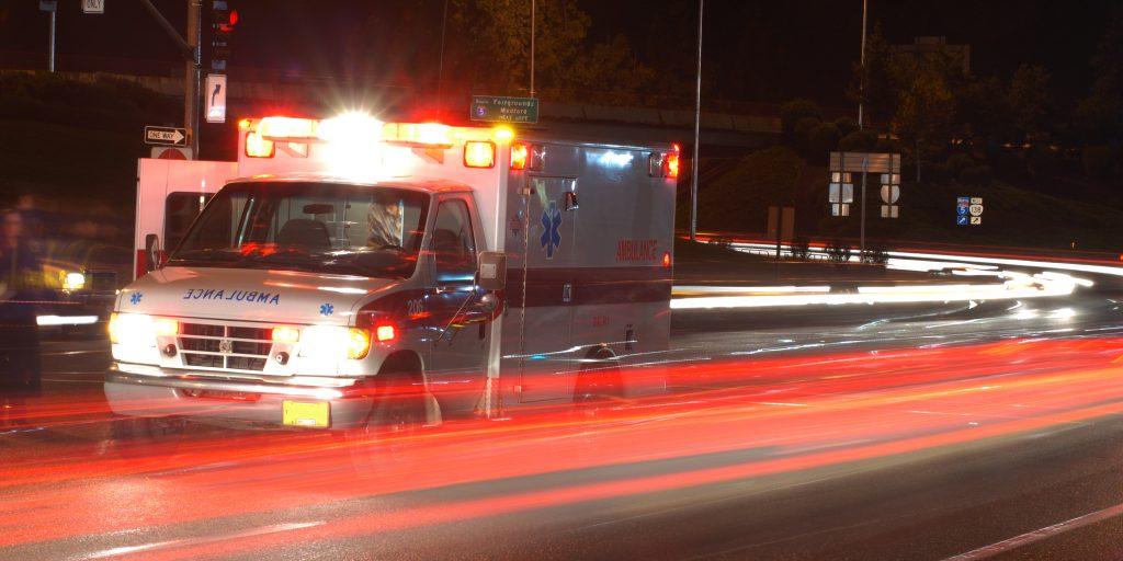 Medics in peril