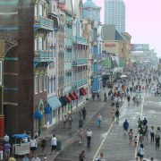 The Atlantic City, N.J. Boardwalk