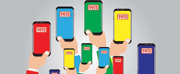 Is voting by mobile app a better security option or just 'a bad idea'?