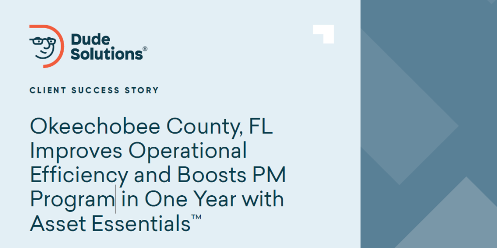 Okeechobee County Improves Operational Efficiency and Boosts PM Program in One Year