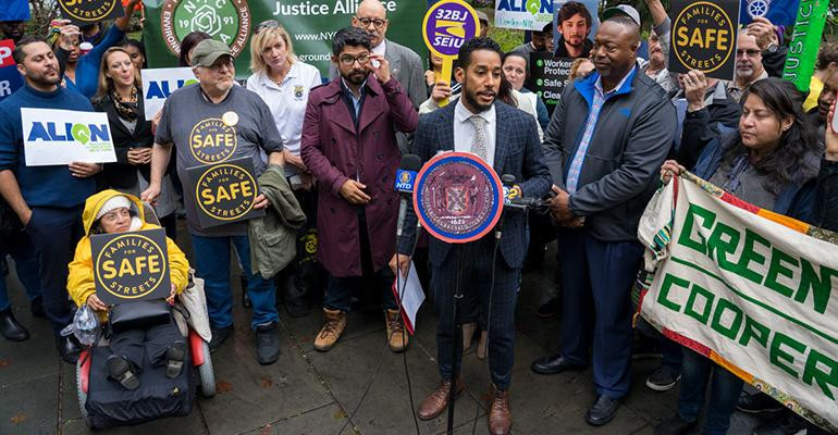 New York City Council passes controversial waste zone bill