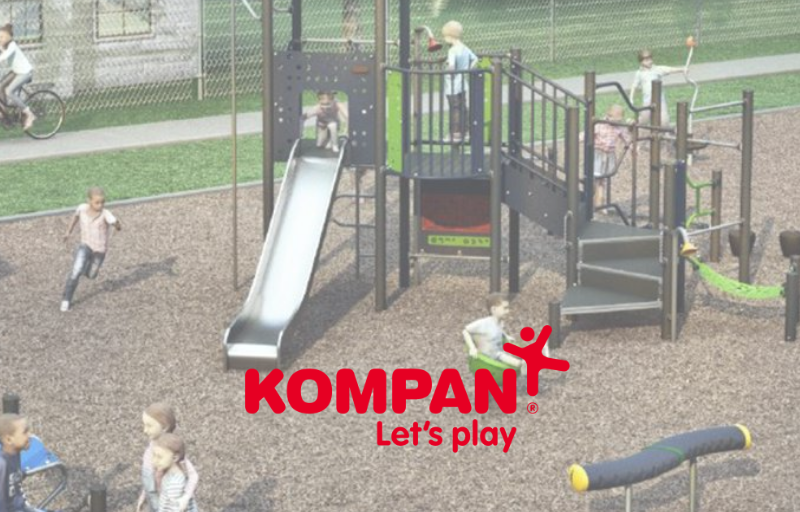 The City of Albany Revitalizes Playgrounds and Neighborhoods Utilizing KOMPAN's Cooperative Contract Through OMNIA Partners