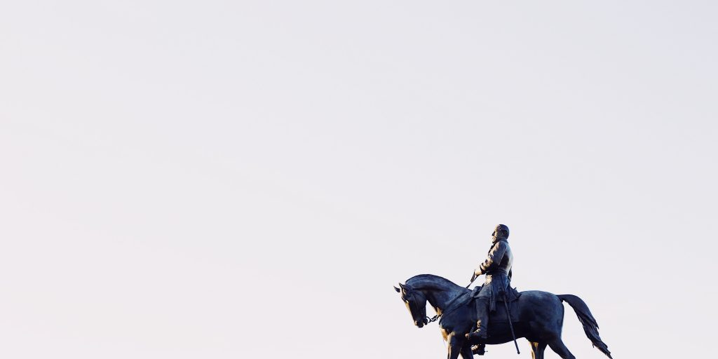 Virginia capital requests control over Confederate monuments from state