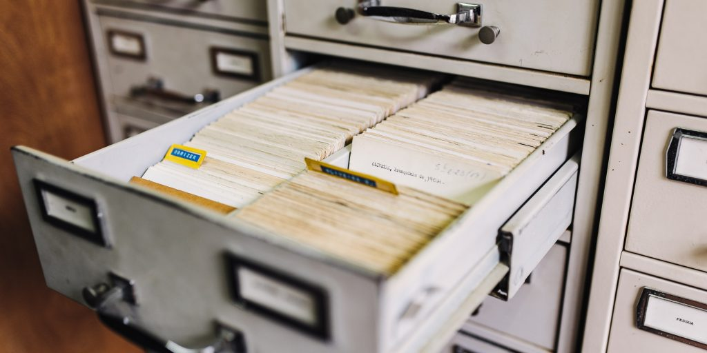 How a small New Mexico town solved their record-keeping issues