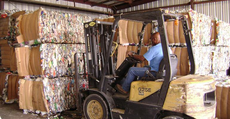 Florida county seeks to resurrect recycling