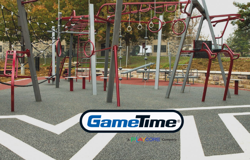 OMNIA Partner's supplier partner GameTime helps to enhance Virginia Tech's college experience with outdoor fitness