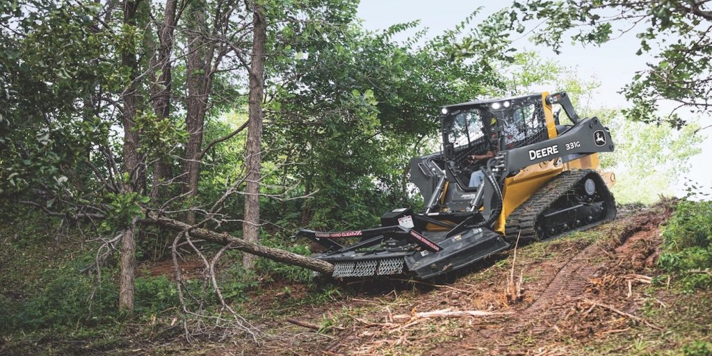 New rotary cutters make clearing challenging ground conditions easier