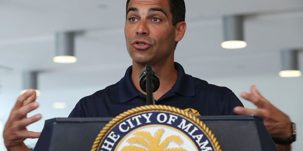 Miami mayor tests positive for Coronavirus, live blogs on condition