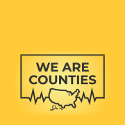 National Association of Counties We Are Counties Campaign Logo