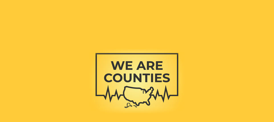 NACo's We Are Counties campaign celebrates front-line county employees across the country