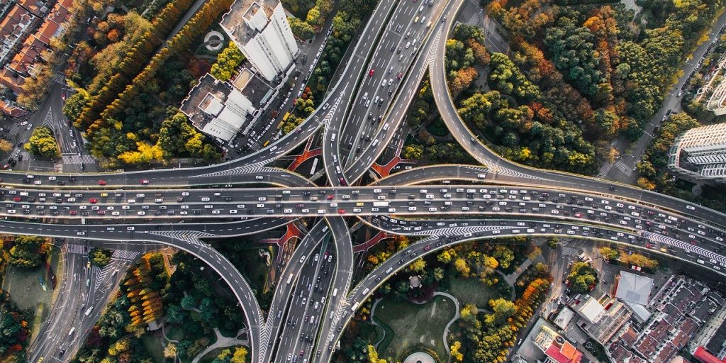 Accommodating growing populations through smart mobility technology