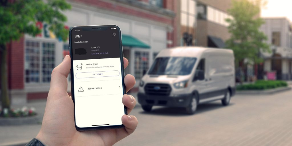 Ford launches telematics platform and app to help maximize fleet performance