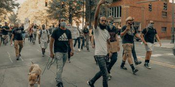 Black lives matter demonstrations