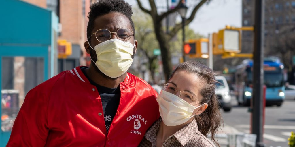 Across the country, cities pass face covering requirements