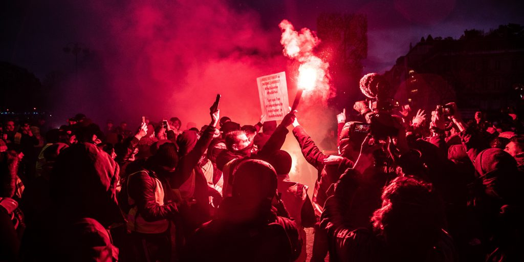 An American crisis: Riots break out across the country