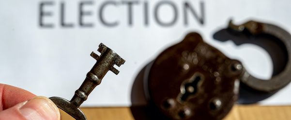 Election security's sticky problem: Attackers who don't attack votes