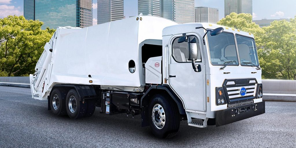 Jersey City to receive first electric refuse trucks