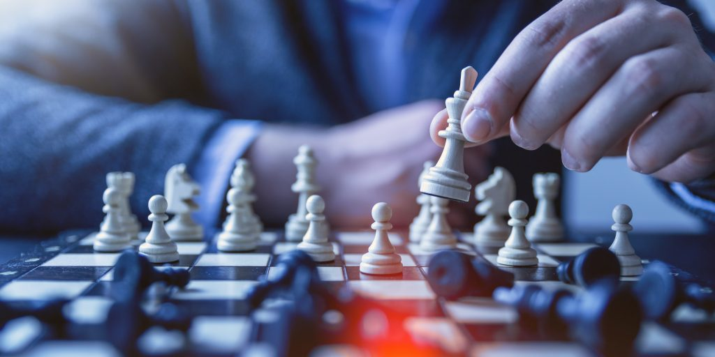 If there were ever a time for procurement to be more strategic, it's now
