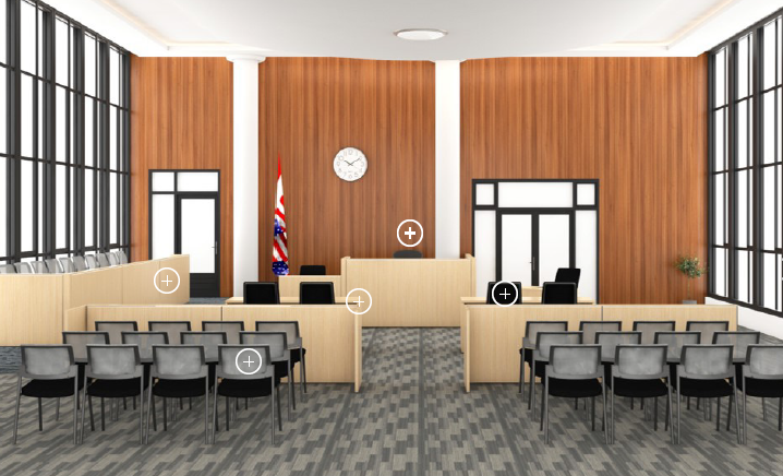 Important Considerations for Courthouse Spaces