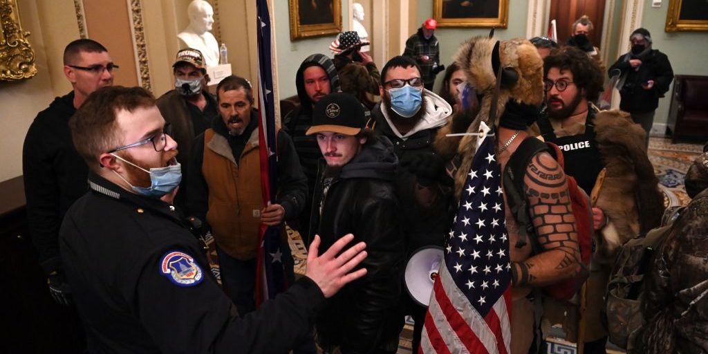 D.C. police begin identifying Capitol rioters