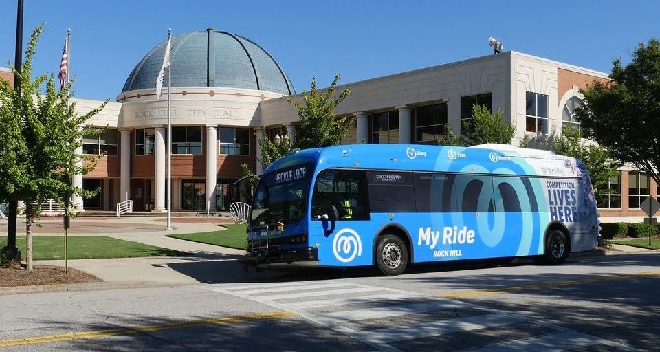 2020 Crown Communities winner: Rock Hill, S.C.'s My Ride