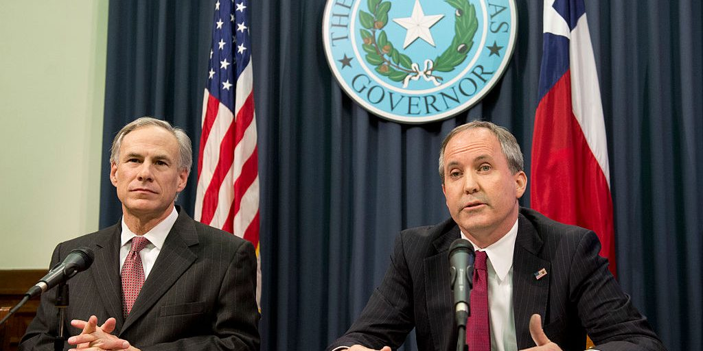 Texas AG sues capital city, county over enforcing mask mandate