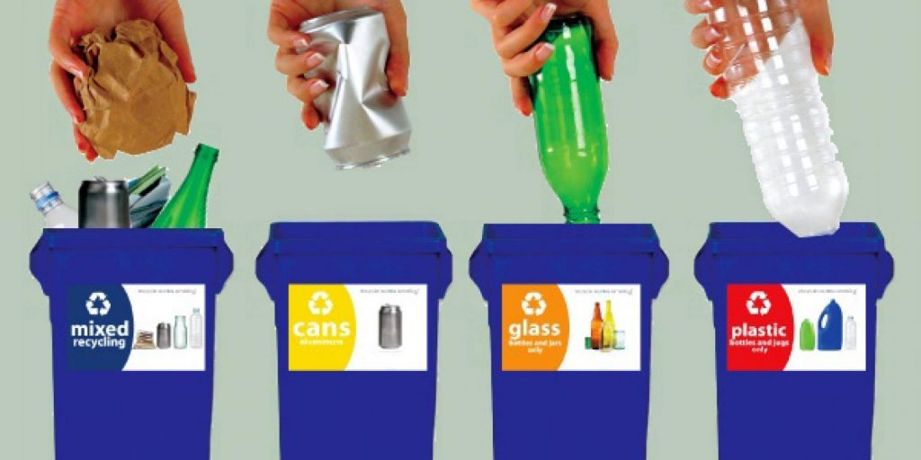 City of Tucson launches citywide campaign to improve curbside recycling