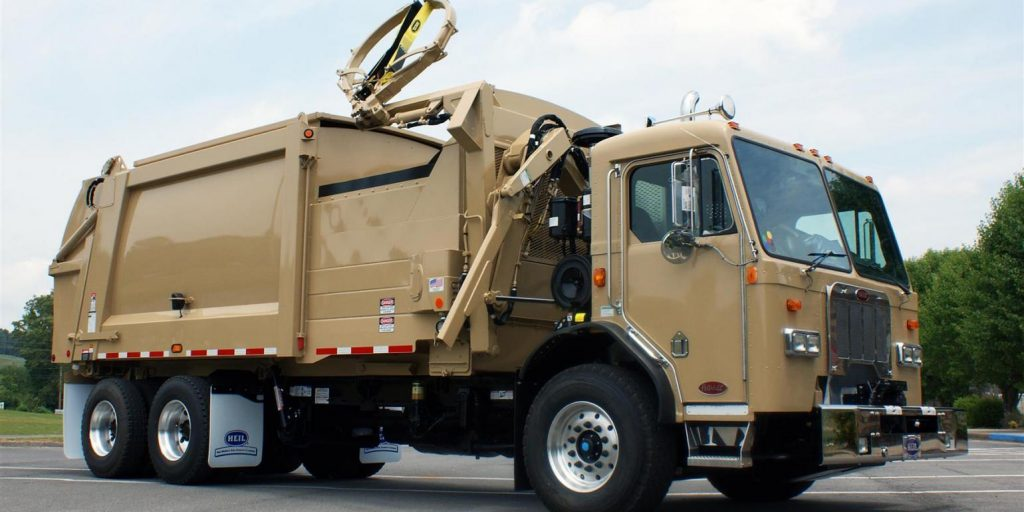 Georgia city moves to automated trash collection
