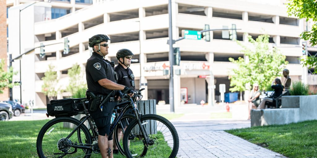 Building community and officer wellness through data sharing