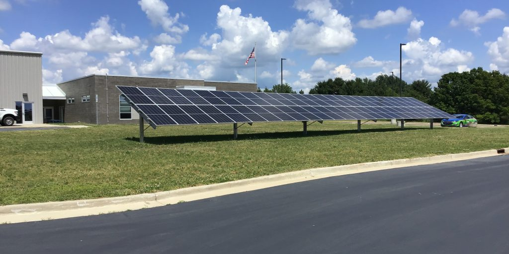 Harrison, Mich. offsets energy costs, reduces carbon footprint with solar project