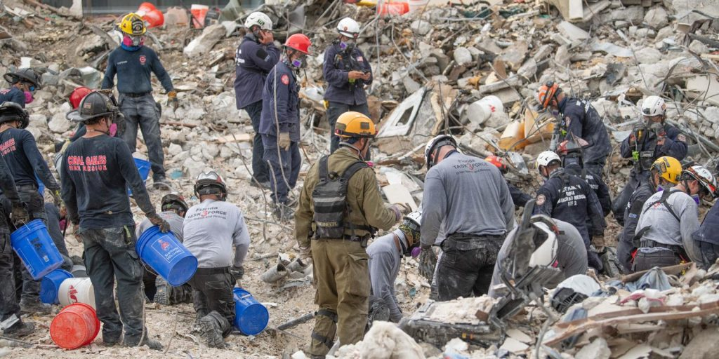 Learning from tragedy: Collaboration can identify dangerous buildings