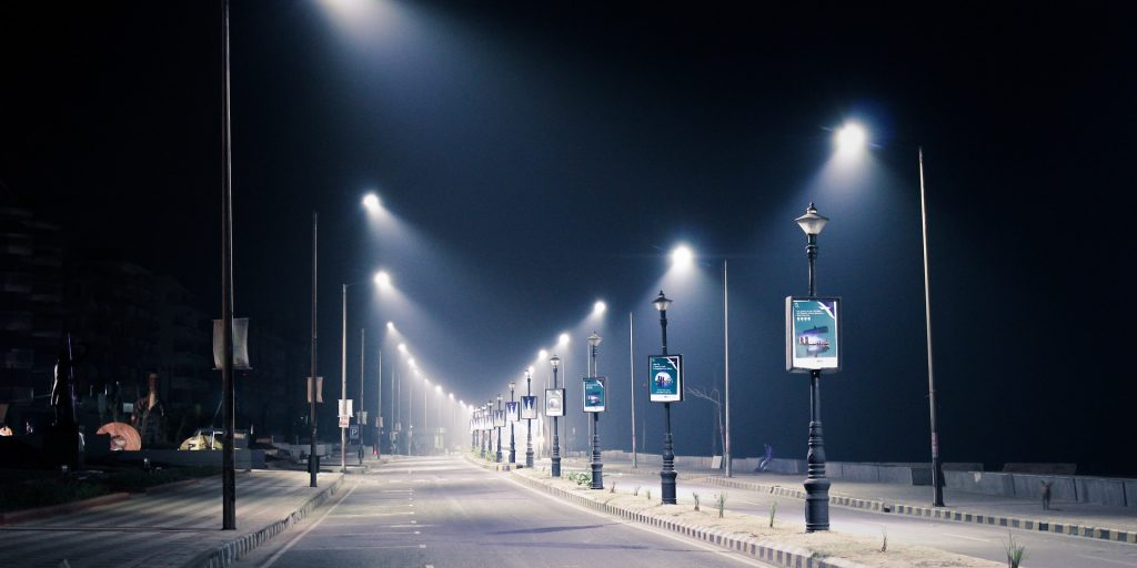Can street lights provide a solution when it comes to rural broadband connectivity?