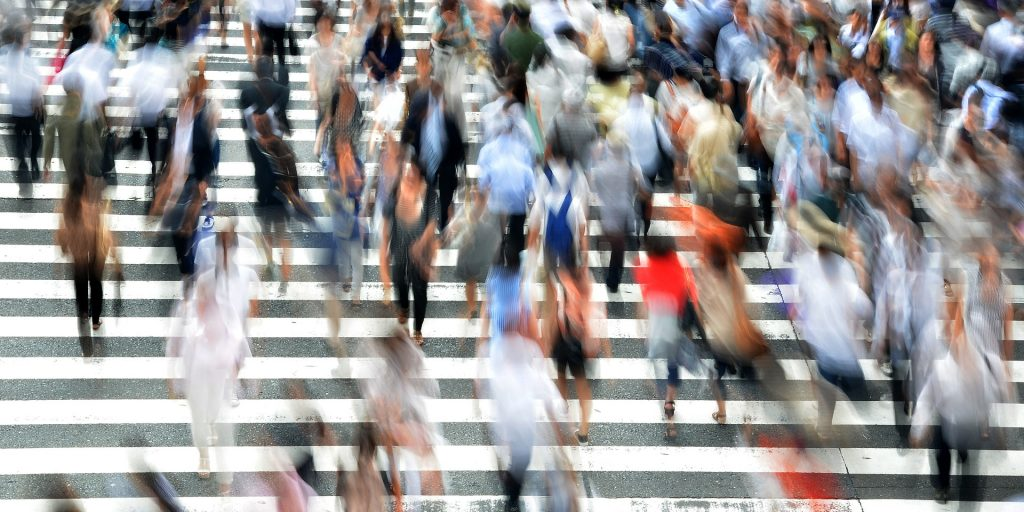 Study: Densely populated city centers associated with lower rates of depression