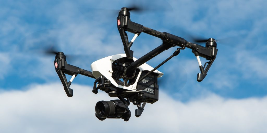 With recent advancements, local governments can benefit from drone technology