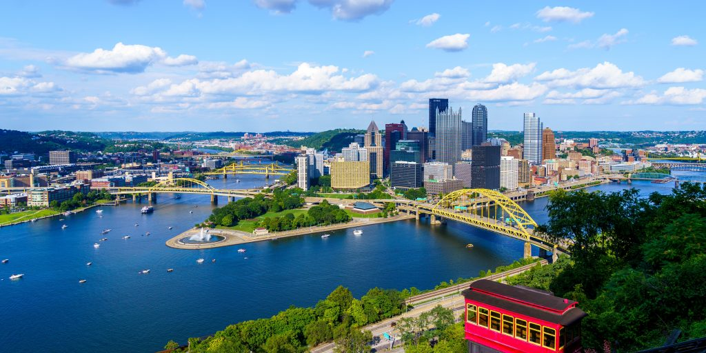 Sustainability and resiliency are becoming embedded in Pittsburgh's municipal operations