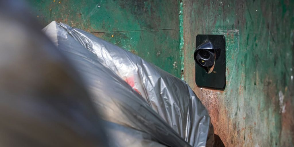 Green waste management solution allows Miami DPW managers to monitor dumpster levels from afar