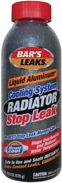 Coolant leak prevention