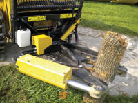 Tree shear with wireless control – GPN article