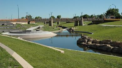 Lincoln, Neb.'s Antelope Valley Project, a 2012 America's Crown Communities Award