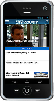 Android App - American City & County