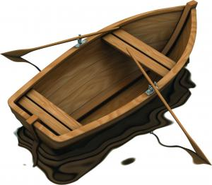 Illustration of a boat