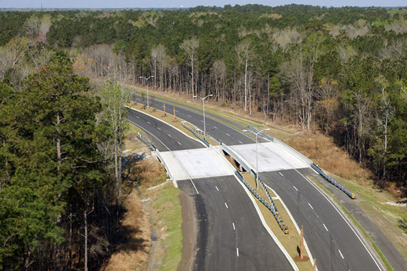 While the Palmetto Commerce Parkway was conceived to ease the traffic in some of Charleston County's major roadways, the project also led to an interest in the region's history and subsequently a preservation effort.