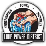 Loup Power District logo